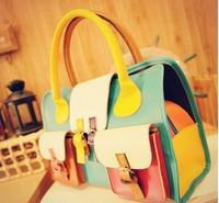 Fashion Leather Mochila bag HandBag Fashion Good Material Zipper Designer Shoulder Bag Free Shipping Wholesale