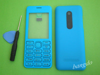BLUE MOBILE REPLACEMENT HOUSING COVER CASE +KEYPAD FOR NOKIA Asha 206 2060