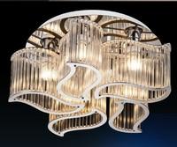The flower crystalline light sitting room dome light modern bedroom lamps and lanterns lighting CL20187 restaurant