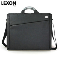 Newest Hot Sale Lexon male 15 laptop Bag one shoulder Bag laptop Briefcase office Business Bag for male Computer Handbag ln827