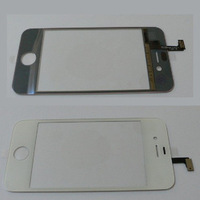 New style Black and white Touch screen for iphone 4g,free shipping ,good quality