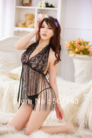 New arrival.2013 fashion stylish female Sexy lingerie,women lace tassel underwear,lady Sex Products,Free Shipping