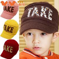 Small die 2013 autumn and winter beanie baby winter hat plush cap baseball cap 6657 take