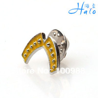 12PCS/Lot P700-011 Free Shipping rhinestone cheap pin small brooch for men