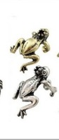 European and American popular trade jewelry retro   personality exaggerated creative  frog ear clip LM-C078