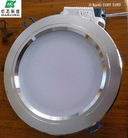 85V-265V input 5 inch 12W 15W LED downlight lamp Antifog Bathroom Recessed Ceiling Down Light lamps