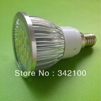 10pcs/lot 15Leds SMD 5730 E14 Led Light Bulb Globe Lamp 600LM 85-265V Freeshipping