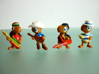 Tortuguita  figures  for  children  free  shipping