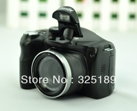 "Similar DSLR Camera 14MP COMS 15X optical zoom Lens Telephoto Lens Camera,professional manual adjustment function,3.0""LCD"