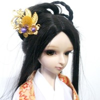 Free shipping Bjd sd doll jewelry hair stick tassel 06 1/3 1/4