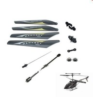 Egofly Hawspy LT-712 lt712 3.5channels rc camera helicopter spare parts kits main blade+balance bar  free shipping