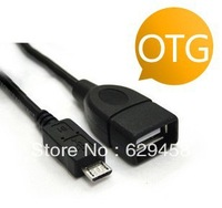 Micro USB Host Mode OTG Cable for LG G2 D802 D803 Free Shipping