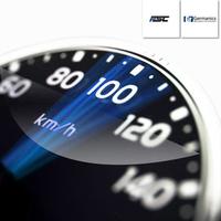 Volkswagen passat cc instrument tray steps leaps protective film instrument membrane clock film