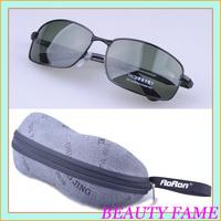 2014 New Arrivals Men Loved Fashion Polarized Brand Designer Sunglasses Free Shipping