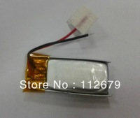 Size 501225 3.7V 120mah Lithium polymer Battery with Protection Board For Bluetooth MP3 MP4 MP5 GPS Digital Free Shipping