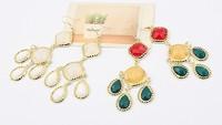 trend all-match fashion water drop earrings free shipping