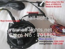 Апи фотоаппарат VW Golf Vi Passat фаэтон камера заднего вида для VW OEM фотоаппарат для RNS315 RNS510 RCD510 головного устройства из 26PIN RGB порт