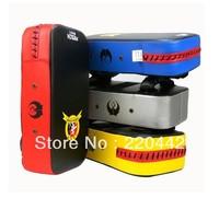 Muay Thai Boxing TKD Training Gear Punching Bag Kick Pad Foot Target 4 Colors