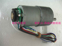 6v12v Dc Gear Motor Encoder Intelligent Barrowload Kit Miniature  Free Shipping