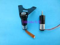 Micro Dc Servo Motor Faulhaber Phi . 15mm 500 Encoder 6v 100 Second-hand Free Shipping