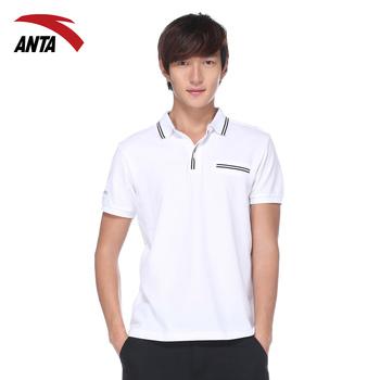 Anta 2013 ANTA men's clothing thin sports polo shirt male short-sleeve 15323122 1 - - - 3 2