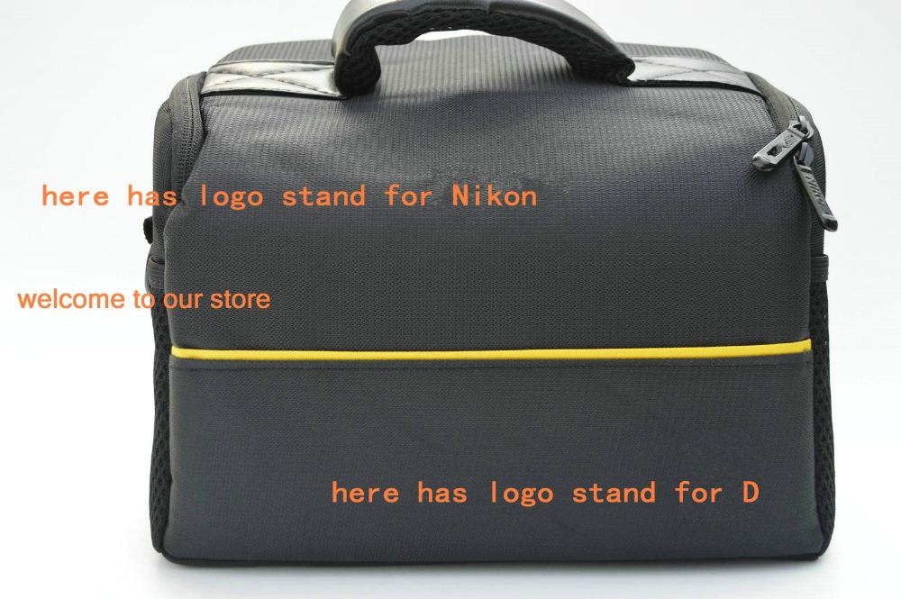 Сумка для видеокамеры For  nikon DSLR SLR Nikon D3100 D3200 D5100 D90 D7000 макрокольца для nikon d3100 в иваново