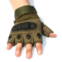 2013 New Arrival Motorcycle Tactical Gloves Half Finger 3 Colors M,L,XL Selectable Free Drop Shipping