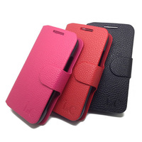 Free Shipping (20pcs/lot)Top Quality Series leather case for Lenovo A820T case cover Classic design