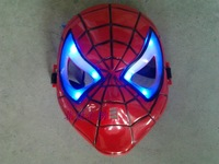 Hot sales  With Light Mask Child Mask Child Toy supplies For Christmas And Halloween Festive & Party Mask