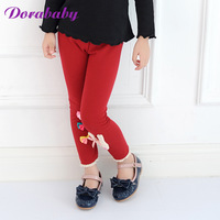 Dorababy children's clothing female child 2013 legging autumn fashion casual pants female trousers child