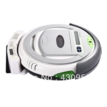 (Free shipping to Russia)TOP-GRADE robot vacuum cleaner (robot pembersih) ,auto-charge, strong vacuum ,5 working mode clean