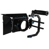 FOTGA DP3000 Pro DSLR swing away matte box sunshade w/ top handle f 15mm rod rig