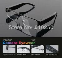 New Arrival Advanced Design HD1080P Camcorder Camera DVR Camera Video Recorder glass camera with retail box In China