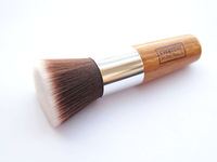 Environmental Flat Top Buffer Foundation Brush Wooden Handle Make up Brush Tools