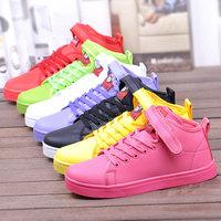 2013 vintage shoes surge high skateboarding shoes women's shoes skateboard shoes lovers hip-hop skateboarding shoes monkey men's