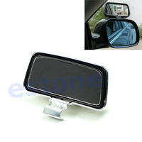 D19Free Shipping Universal Car Vehicle Side Blindspot Blind Spot Mirror Wide Angle View Safety S