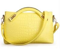Autumn new arrival bags fashion crocodile pattern women's shoulder bag the trend women's handbag