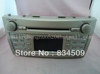 Original Matsushita 6 disc CD tuner for TOYOTA CAMRY car radio 86120-YY120 2011 year up