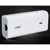HAME R1 3G Wi-Fi Router/Mobile Power (White)