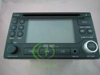 Ni-san 28185 JE20A CA-JN88C0UD car CD radio MP3 AUX tuner with rear camera