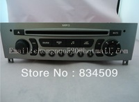 Original Peugeot Citroen RD4 PSARCD444 A2C53424364 with MP3 Peugeot 308 408 car radio