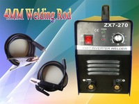small portable electricity saving home 1 phase 220volts 270ampere dc electric welder equipments arc/mma 270