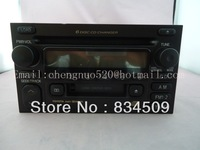 Original Toyota A56811 camry solara sequoia tundra land cruiser 6 disc CD CHANGER tuner Matsushita OEM car radio USA ver