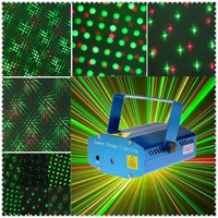 Free Shipping High Quality New Blue Mini Laser stage lighting Projector DJ Disco Bar Stage House Lighting Light Galaxy 50-60Hz