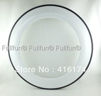 FULLFUN Carbon Rims 700C 88mm Tubular Rims Road Bike Full Carbon Rims One Piece White 20/24/32 Holes Custom-made for Color