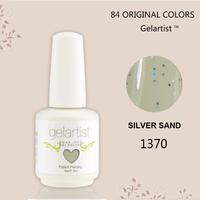 Wholesale 48pcs New Brand Gelartist Soak Off Gel UV Gel Nail Polish 15ml  84 Colors   (46colors+1base coat +1top coat)