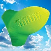 U.S. Aerobie aerodynamic flight rocket football soccer ball throwing soft toys Child Safety