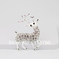 Free shipping 6pcs/lot Sky deer alloy mobile phone accessories Portable Phone Beauty accessories for mobile phones DIY jewelry