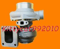 T66-1 GT35 compressor: A/R 0.70 turbine: A/R .68 T4 Journal bearing oil 400-550hp 360 degree Turbo charger  turbocharger gaskets