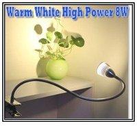 High Power 4*2W CREE Bulb Desk lamp warm white reading lighting table light lamps